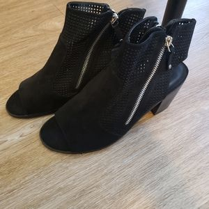 Forever 21 pep toe bootie